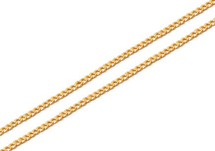 Catenina in oro Blinda 1,5 mm